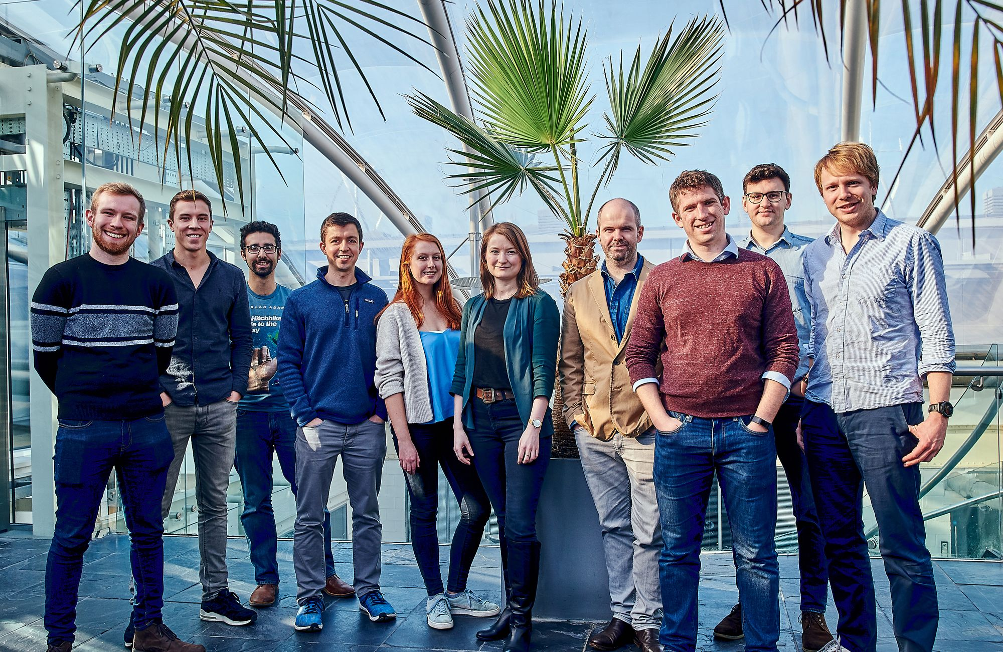 Insurtech startup Urban Jungle raises £2.5 million in seed funding