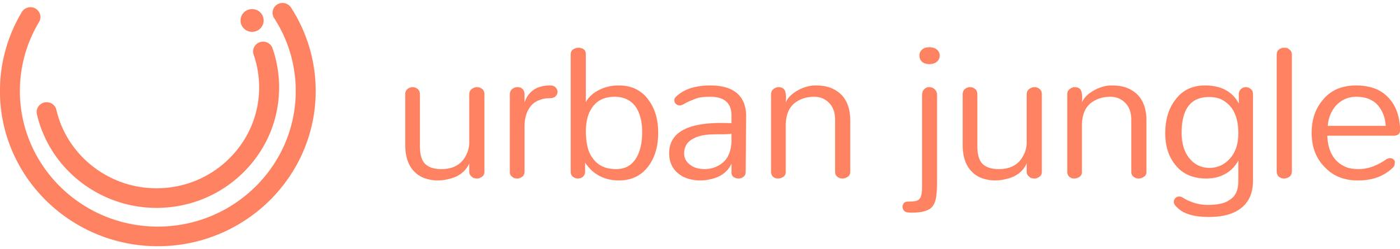 The Urban Jungle logo