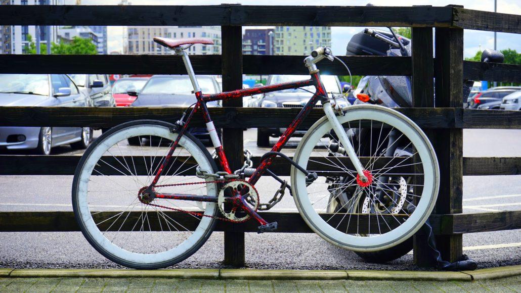 Bike-Locked