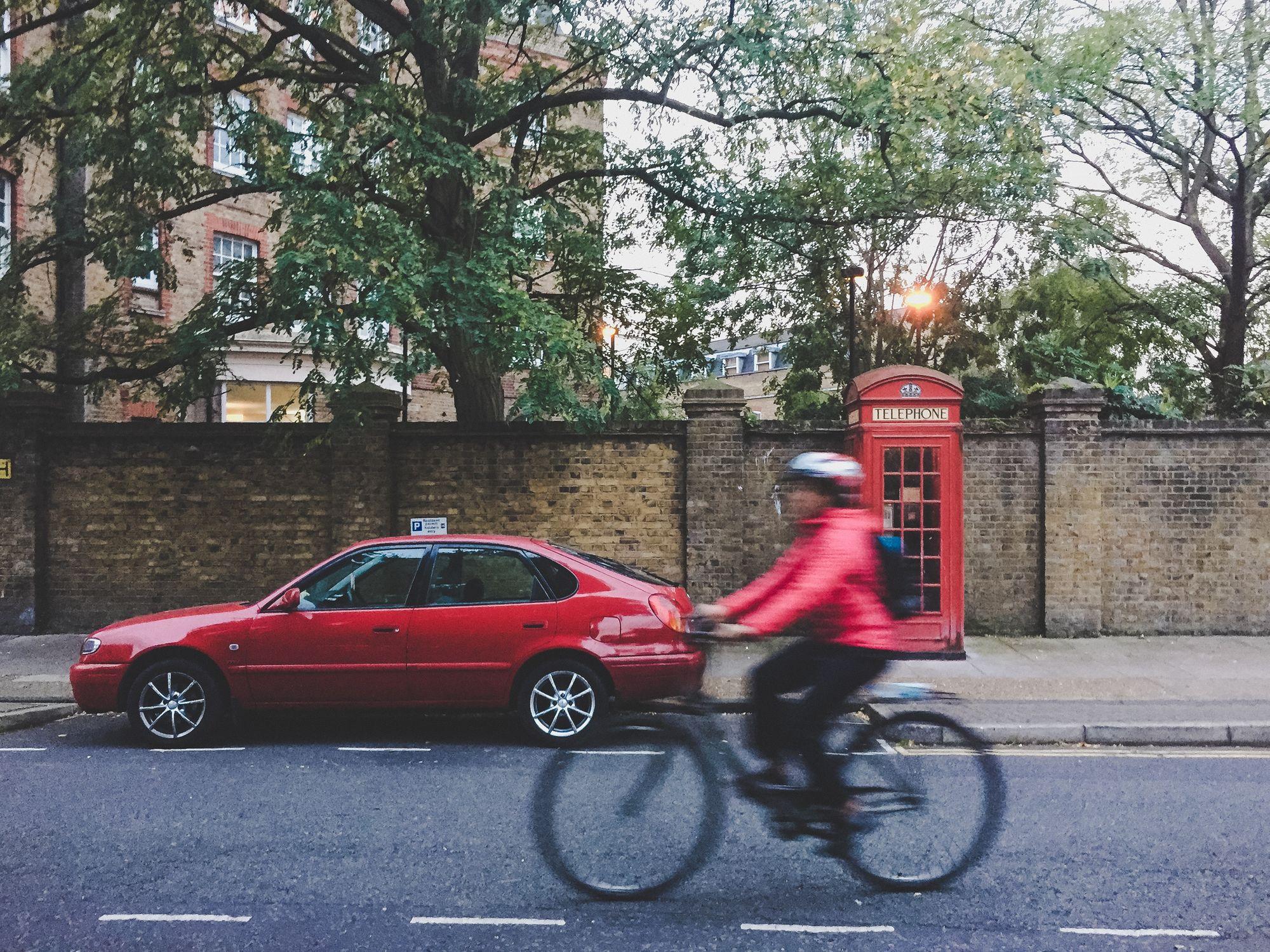 BikeInLondon