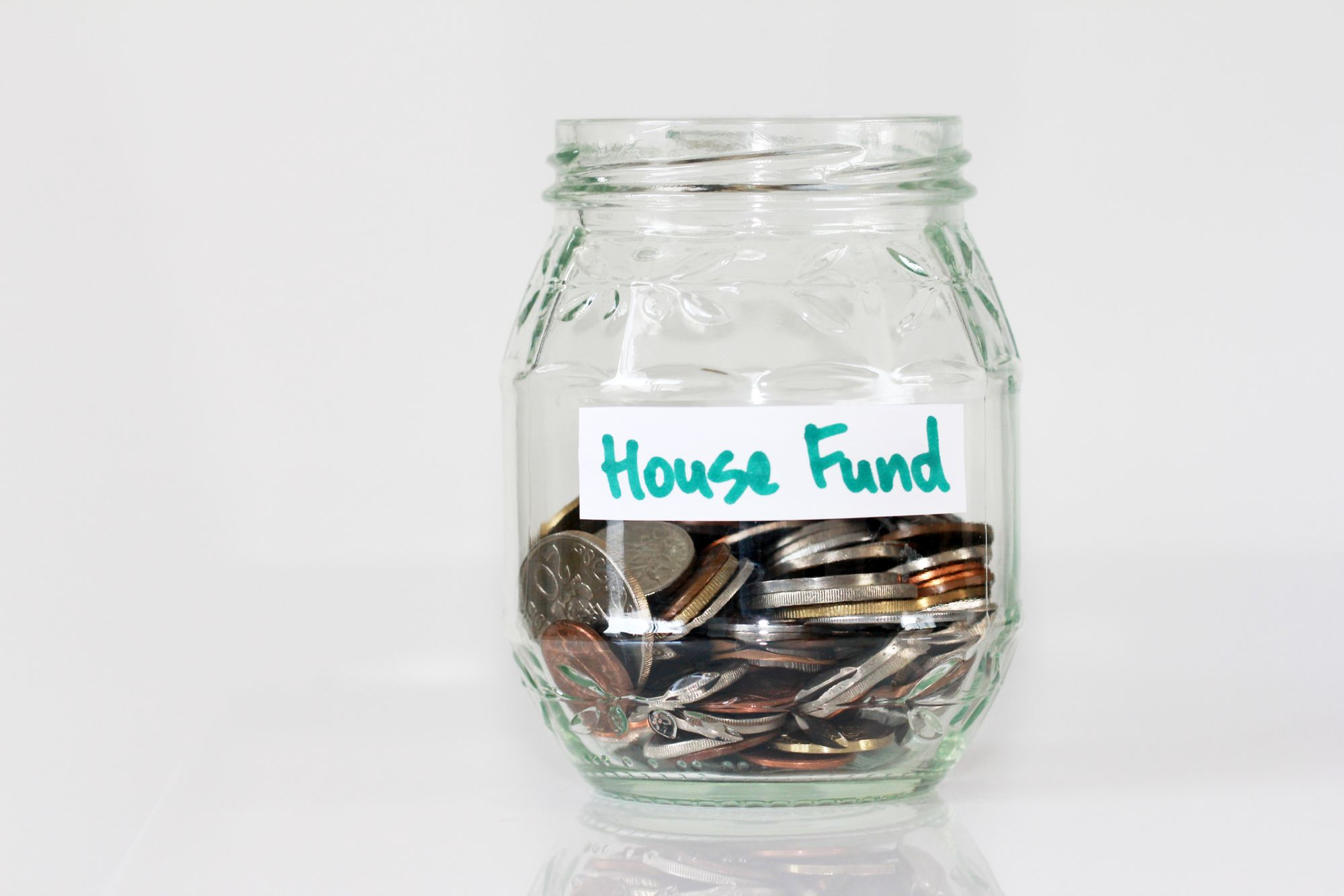 House fund money pot