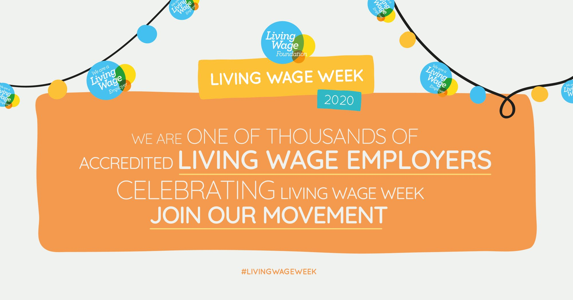 Urban Jungle is part of the living wage movement