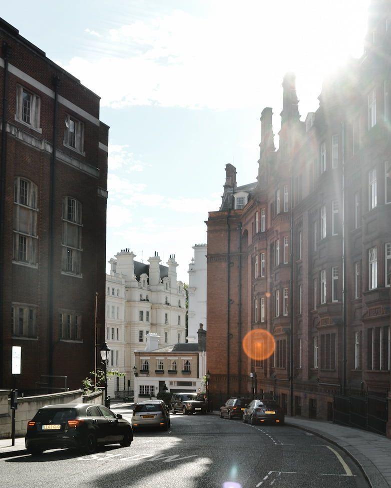 Street-view-in-London