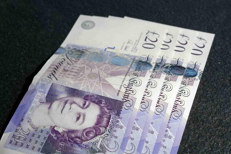 20-Pound-notes